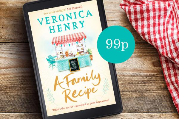 A FAMILY RECIPE 99p on KINDLE