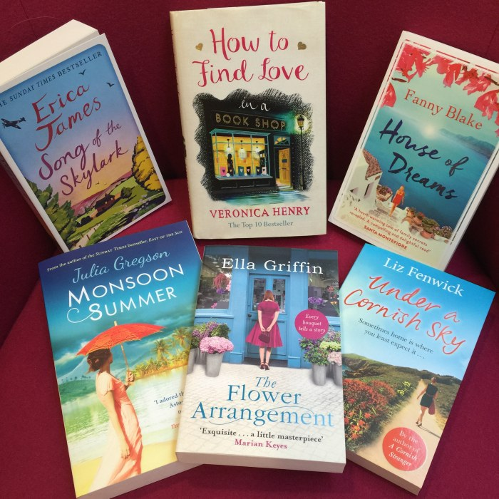 Win a Summer Book Bundle!