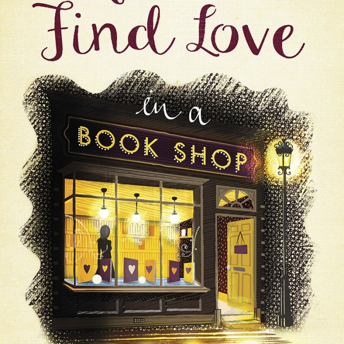 How to Find Love in a Book Shop Jacket