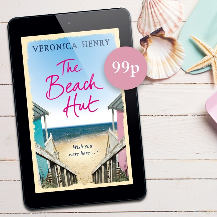 The Beach Hut only 99p to download